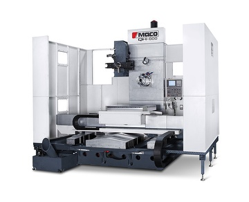 High-Efficiency 3-Axis CNC Horizontal Machining Center