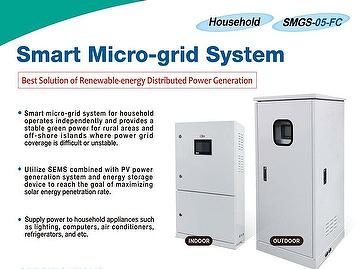 Smart Micro-grid system- Indoor