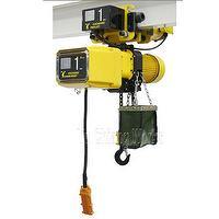 Monorail electric cable chain hoist