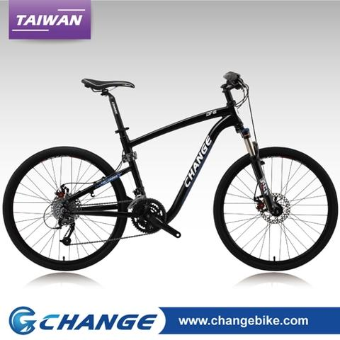 Folding Mountain Bike DF-609D-B Size:19