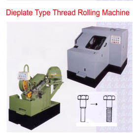 thread rolling machine manufacturer(taiwan)