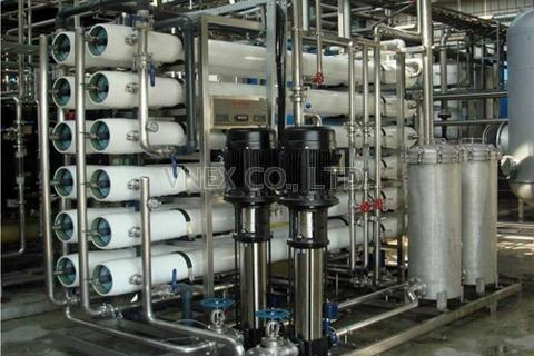 8TPH RO WATER SYSTEM