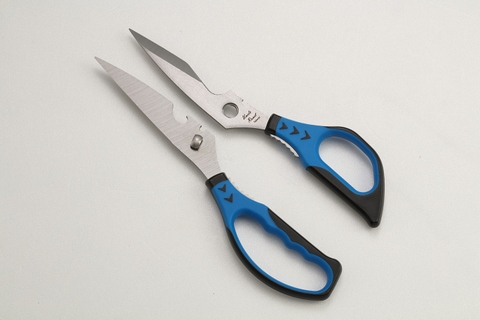 Uncle Roast Kitchen Shear (Blue) - Variety-functions