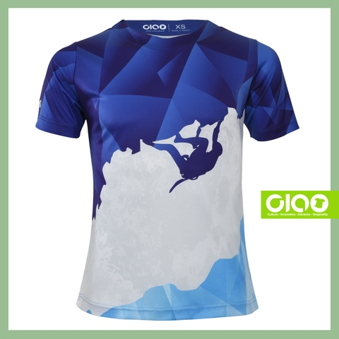 3D Digital printing Soft hiking kid indonesia Strides t shirt