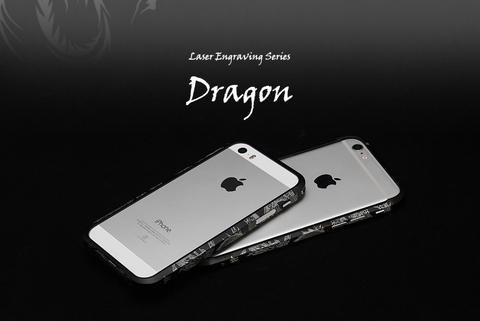 DEVILCASE TYPE ONE Series Aluminum Bumper Case for iPhone 5/5s/SE/6/6s/6+/6s+