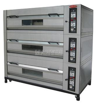 Fully Automatic Gas deck oven,Electric oven