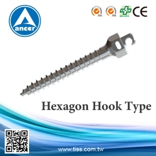 Hexagon Hook Type (Anchorage Screws)