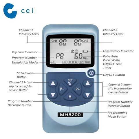 Pregnant Care Obstetric TENS Machine
