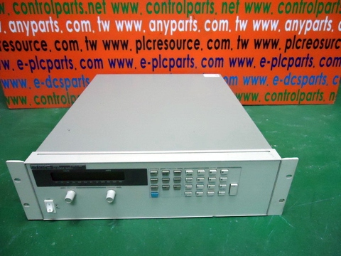 HEWLETT-PACKARD HP 6552A