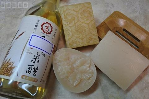 fruit vinegar handmade soap-Rice vinegar