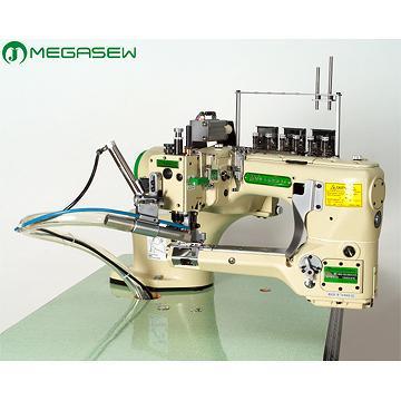 4 needle flatlock machine