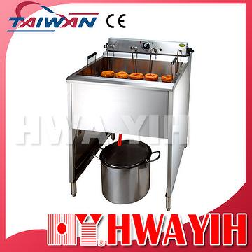HY-557 Commercial Electric Doughnut Fryer