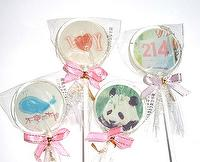 Transparency Lollipop, lovely gift, picture,  photos, valentines, promotion