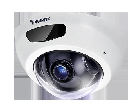 Ultra-mini Fixed Dome Network Camera
