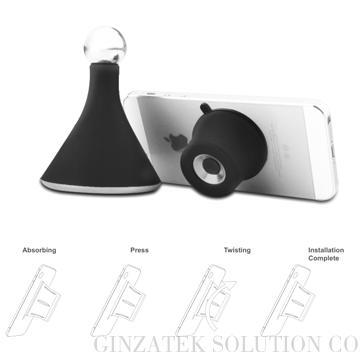 Multi Angle Universal Magnet Desk Holder