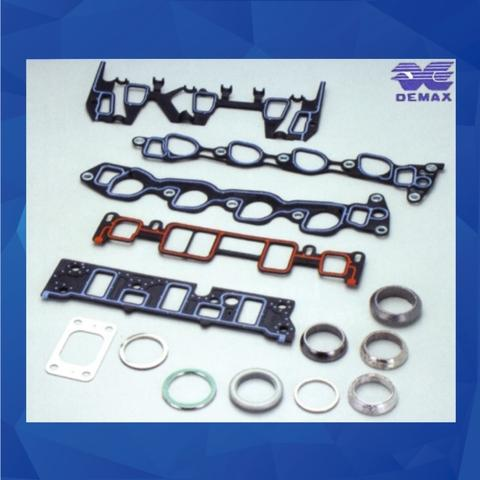 Automobile exhaust pipe gaskets, auto parts provider, Demax