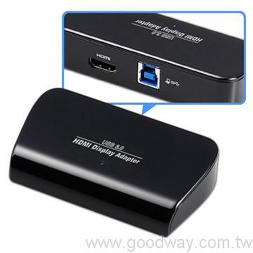 USB 3.0 to HDMI® Display Adapter