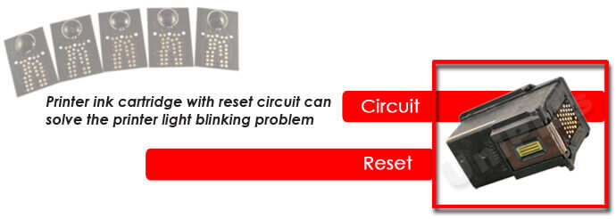 ink level chip,reset chip for hp,Canon ink cartridge