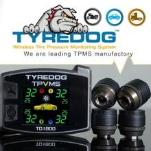 New  TPMS with vibration sensor