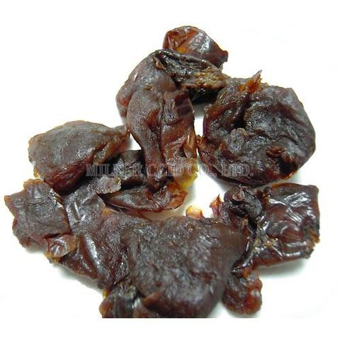 High Quality Dried Black Leafage Litchi Meat, Peeled, Seeded