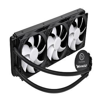 Thermaltake CL-W007-PL12BL-A Water 3.0 Ultimate 360mm All-In-One LCS