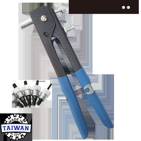 Heavy Duty Thread Hand Riveter Nut Gun, Rivet Nut Tool M3