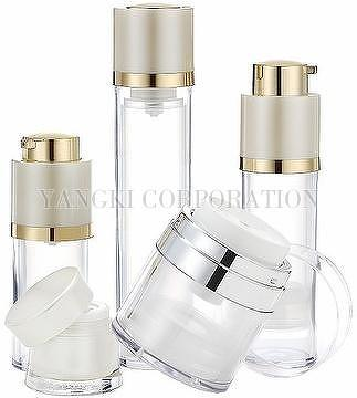Airless Cosmetic Bottles, Cosmetic Plastic Bottles Manufacturer