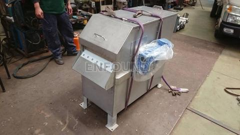 External Rotary Drum Screen wastewater