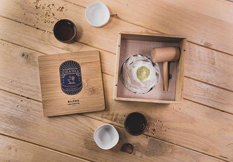 Orange Citrus Tea for gift packing handmade Taiwan