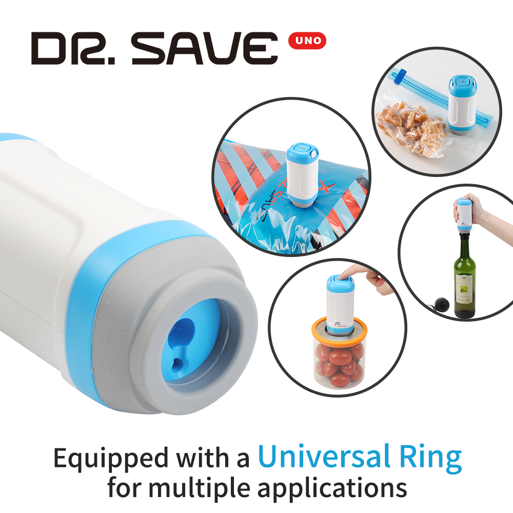 THE FEATURE OF DR. SAVE UNO VACUUM PUMP