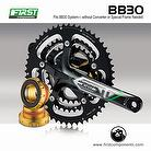 Bike Crankset for BB30 System