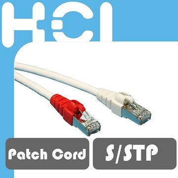 RJ45 8P8C Cat 6A S/STP Ultra High Density Patch Cord
