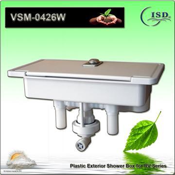 Shower Box, RV Shower kit