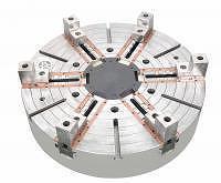 Mechanical Parts;LONG JAW STROKE MANUAL/AUTO POWER CHUCKS