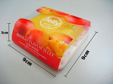 Mango Flavor Fruit Jelly Pudding