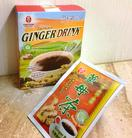 Taiwan ginger tea, traditional, powdered (pack of 3)