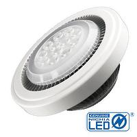 15W Dimmable LED AR111 bulb with NICHIA LED