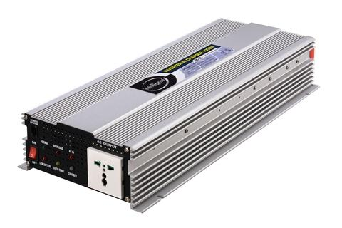 DC-AC inverter - pure sine wave