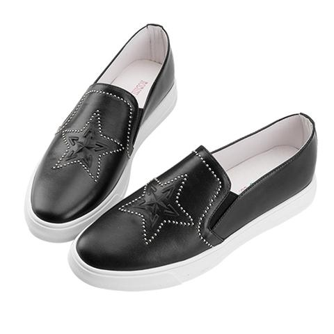 【Robinlo & Co.】Knox Black_Sneakers, Casual Shoes