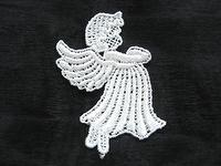 Flowers lace,apparel accessories lace,