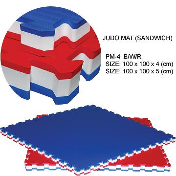 JUDO MAT, EXERCISE MAT FOR JUDO