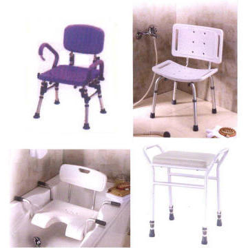 PHYSIOTHERAPY EQUIPMENT/BATHTUB SEAT/BATH STOOL/BATH BENCH/FOLDING BATH BENCH/SHOWER CHAIR/ROTATE SHOWER CHAIR/SHOWER STOOL