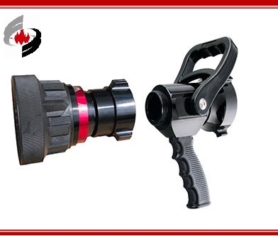 Fire fighting nozzle gun