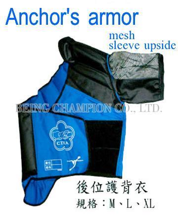 anchor's armor