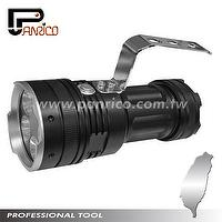 Rechargeable Waterproof 3800 Lumens Super Bright Light Led Torch Flashlight