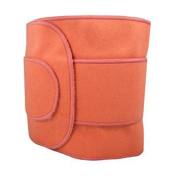 Elastic Waist Trimmer  Belt with Back Lumbar  Support,Health Care Supplies
