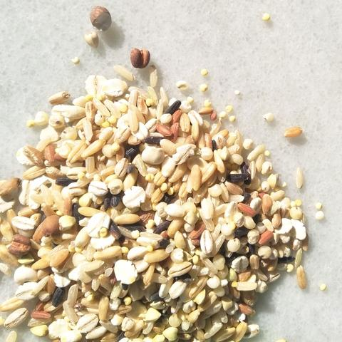 For  Dong Grain Rice Select Royal Blend (sample)