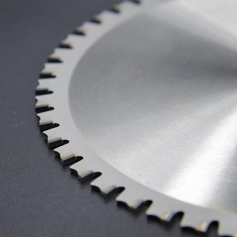 TCT carbide saw blade for steel