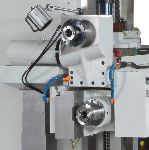 主軸深孔鑽-第二軸-BT40(BT50) 銑切削,攻牙軸