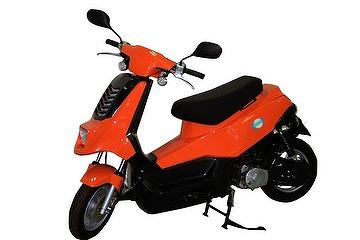 Fuel Cell Scooter